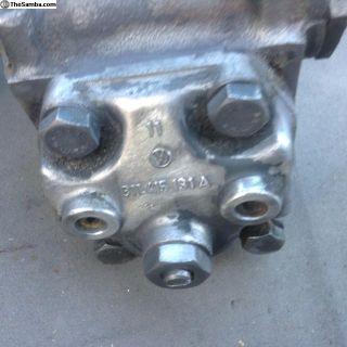 Steering gear box TYPE 3