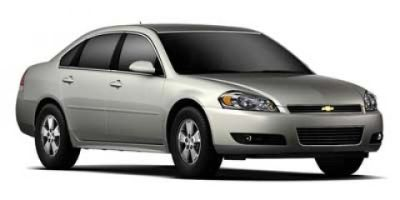 2011 Chevrolet Impala LT (Black)