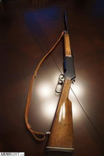 For Sale: Browning Model 81 .308 BLR