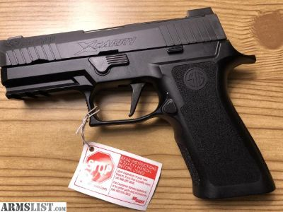 For Sale: Sig Sauer P320 X Carry