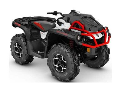 2017 Can-Am Outlander X mr 850 Utility ATVs Leesville, LA