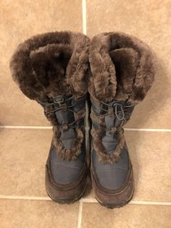 Darling Winter boots