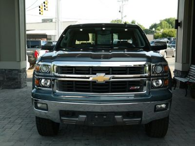 2014 Chevrolet Silverado 1500 LTZ (Blue Granite Metallic)