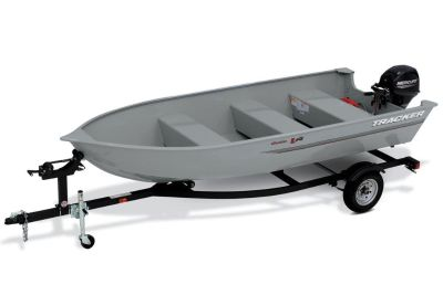 2018 Tracker Guide V-14 Deep V Jon Boats Gaylord, MI