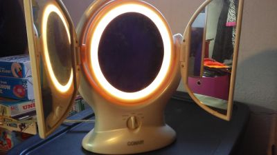 Conair Electric Lighted Mirror