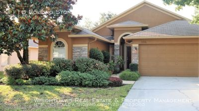 Gated Community of Ivy Estates offers 3/2!!