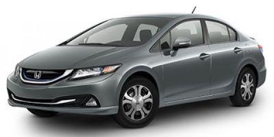 2013 Honda Civic Hybrid (Gray)