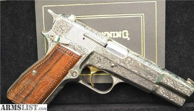 For Sale: rare Browning Renaissance High Power chambered in 9mm