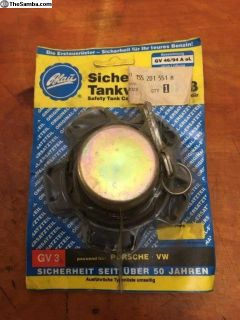 NOS Locking Gas Cap Blau (155 201 551 A)