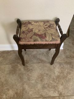 Antique seat/bench