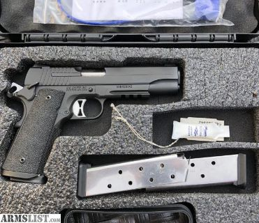 For Sale: Sig TACOPS 1911 - priced to sell
