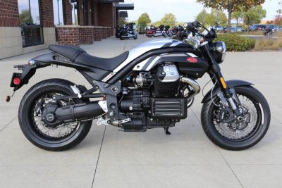 2017 Moto Guzzi Griso 1200 Sport Motorcycles Saint Charles, IL