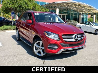 2018 Mercedes-Benz M-Class ML350 (Designo Cardinal Red Metallic)