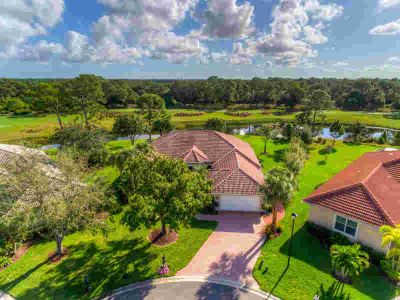 8008 Links Way Port Saint Lucie Three BR, IMMACULATE LAKEFRONT