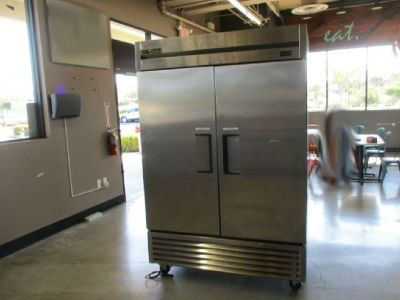 2016 True T-49F-HC 2 Door Reach-In Freezer RTR#8051519-14