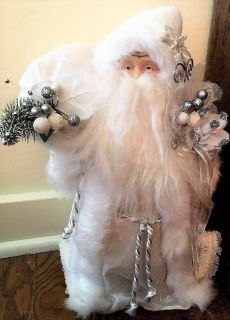 Santa Claus Christmas Tree Topper 13 Table Top