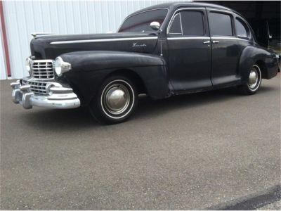1948 Lincoln Zephyr