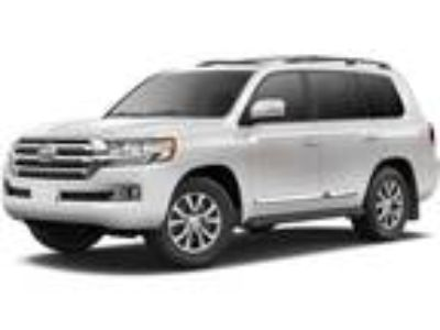 new 2019 Toyota Land Cruiser for sale.