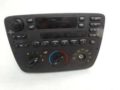Sell 2003 Ford Taurus Radio Cassette Player Temperature Climate AC Switches READ DESC motorcycle in West Springfield, Massachusetts, United States, for US $39.99