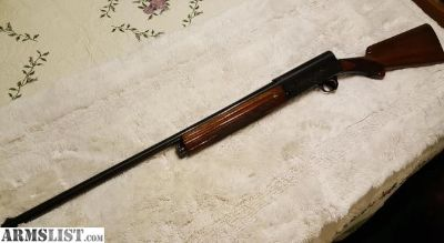 For Sale: Browning A-5 Standard Weight
