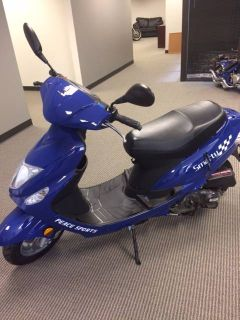 2017 Peace Sports Smarty 250 - 500cc Scooters Norcross, GA