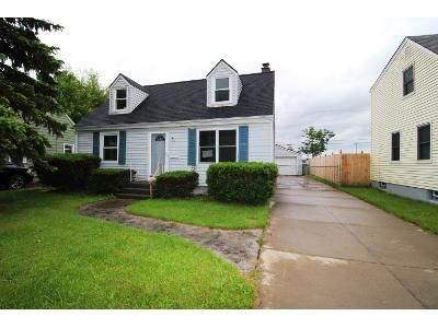 3 Bed 1 Bath Foreclosure Property in Buffalo, NY 14225 - Princeton Ct