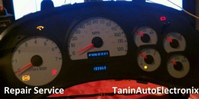 Sell Repair Service 2003, 2004, 2005, 2006 Chevrolet Trailblazer Speedometer Gauge motorcycle in Racine, Wisconsin, United States, for US $64.99