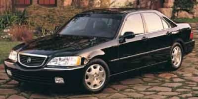2000 Acura RL 3.5 (Naples Gold Metallic)