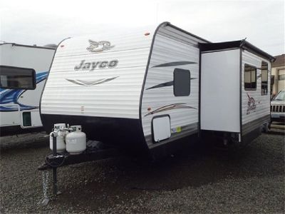 2017 Jayco Jay Flight 267 Double Bunks Travel Trailer
