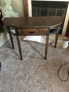 Desk or entry way table