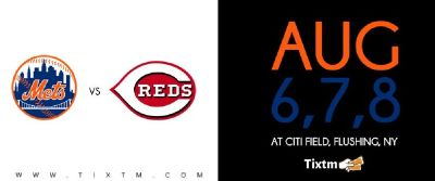 New York Mets vs. Cincinnati Reds at Flushing -Tixtm.com