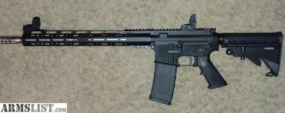 For Sale: REDUCED...New Quality AR 15