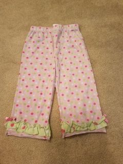 4T, BUTTERFLIES, PJ PANTS, EXCELLENT CONDITION, SMOKE FREE HOUSE