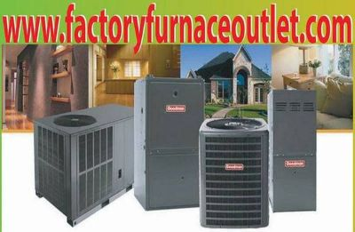 Good Sale on Air Conditioners