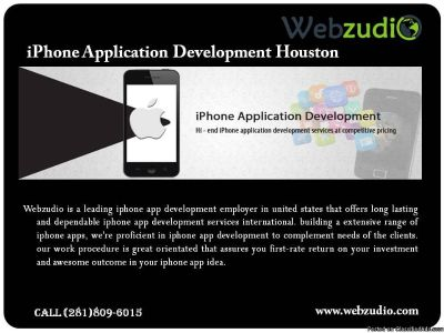 iPhone Application Development Houston