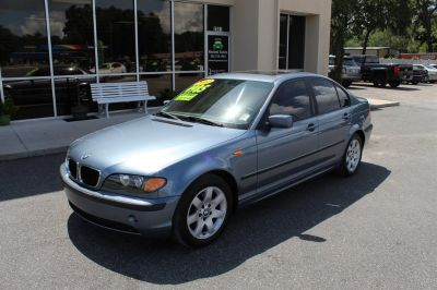 2002 BMW 3-Series 325i (Blue)