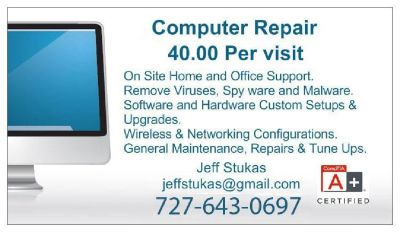 JS Computer Repair
