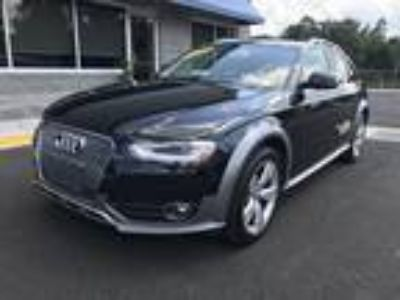 Used 2013 AUDI A4 ALLROAD For Sale