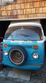 1976 VW Riviera - Project