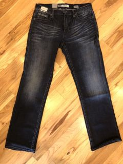 NWT men s Buckle jeans