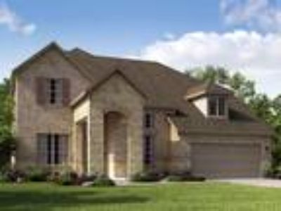 The Van Gogh (5105) by Meritage Homes: Plan to be Built