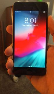 iPhone 6 34 gb mint condition