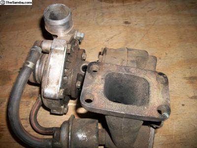 2.4 TD 6 cyl. Turbo