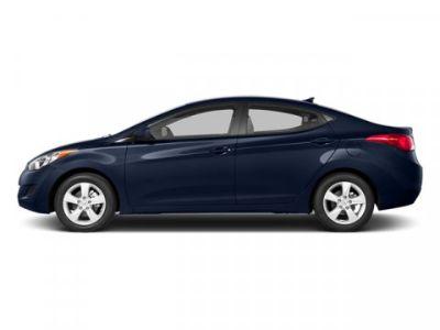 2013 Hyundai Elantra GLS (Atlantic Blue)