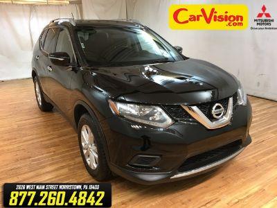 2015 Nissan Rogue (black)
