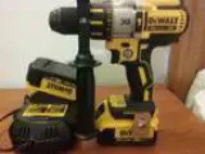 DeWALT DCD v hammer drill