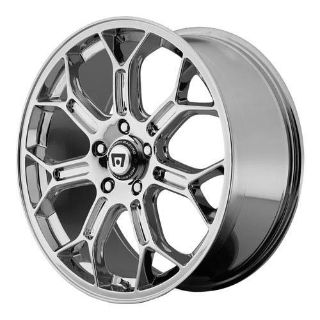 Sell Motegi MR 120 19 x 8.5, 5 x 114.3/4.5 45 Offset Chrome (1) Wheel/Rim motorcycle in Kent, Washington, US, for US $241.00