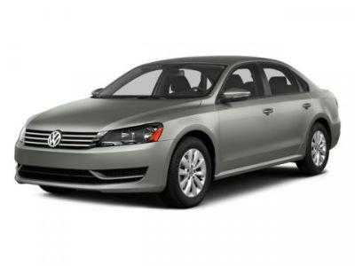 2015 Volkswagen Passat 2.0L TDI SEL Premium (Black)
