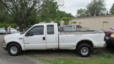 2001 Ford RSX Lariat (White)