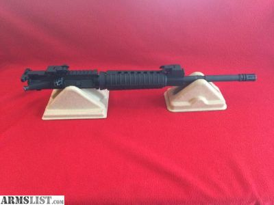 For Sale: AR-15 UPPER Complete